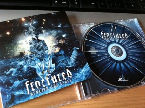 "Fractured - ""Beneath The Ashes"""